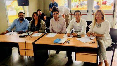 Duro comunicado de la UCR de Villa de Merlo contra ATE