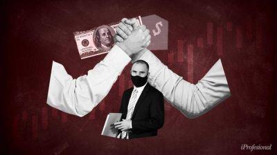Dólar, precios y pacto con FMI: la agenda de temas calientes que preocupa a Guzmán en el inicio del año