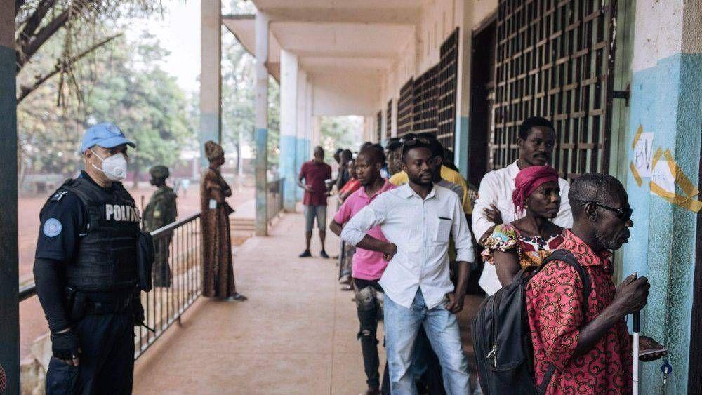 República Centroafricana y los niños misioneros en el corazón del Papa