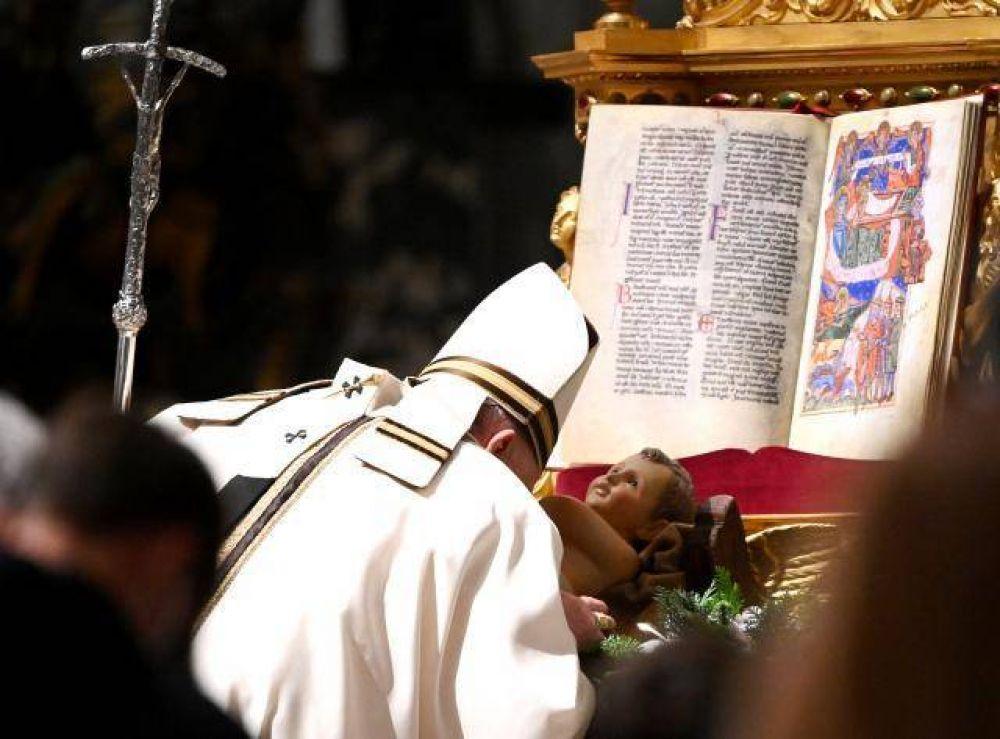 Papa Francisco: El hombre necesita adorar, la cuestión es a quién