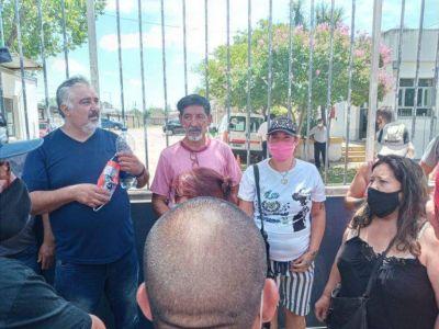 Vecinos de Moreno reclaman por la falta de agua: