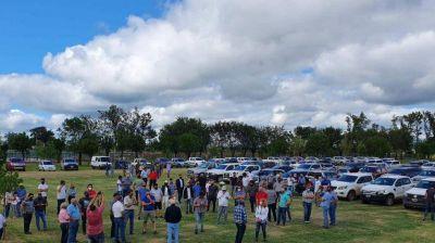 """Productores de Córdoba pidieron a cooperativas que se sumen al """"paro del campo"""""""