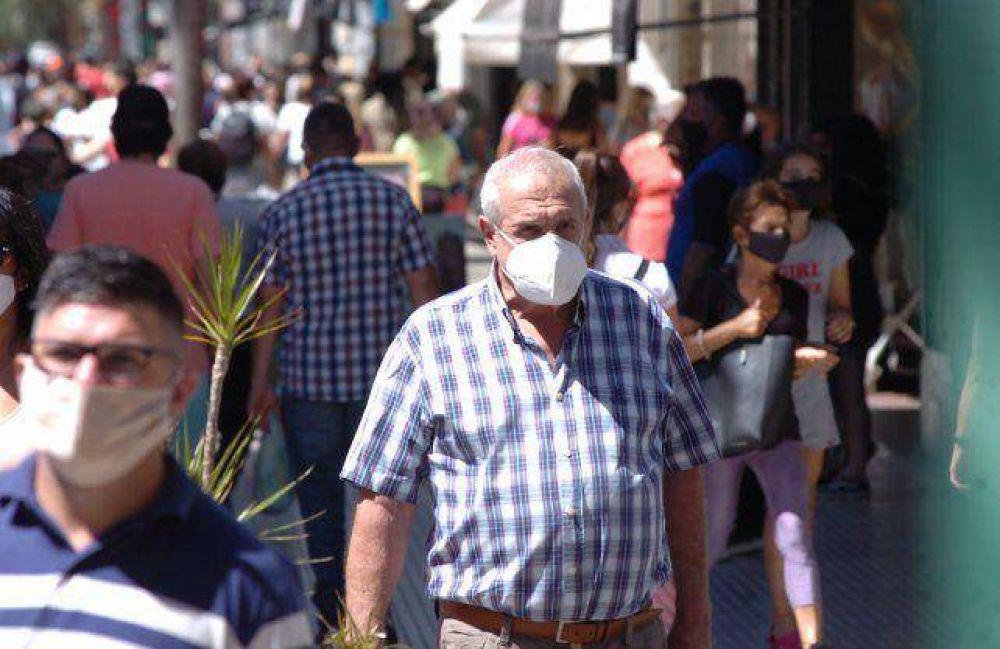 Coronavirus en Santa Fe: La Capital llegó a los 30 mil casos y casi iguala a todo Entre Ríos