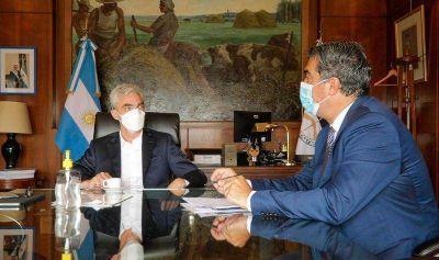 La Nación comprometió más subsidios para los colectivos urbanos del Chaco