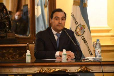 """Canteros: """"Son legítimas las aspiraciones políticas de Valdés"""""""