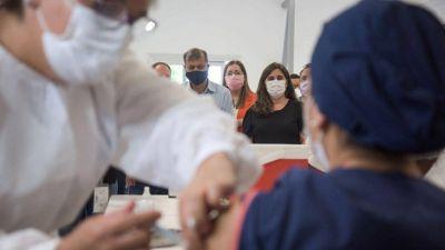 Exclusivo: Córdoba, Tucumán y Misiones lideran vacunación, Capital, Buenos Aires y Santa Fe rezagadas