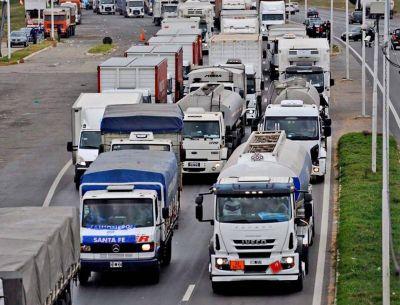 Sindicato de Camioneros de Santa Fe: actual conducción del gremio resiste la intervención nacional