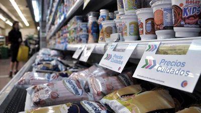 La actualización de Precios Cuidados duplicará la oferta de productos