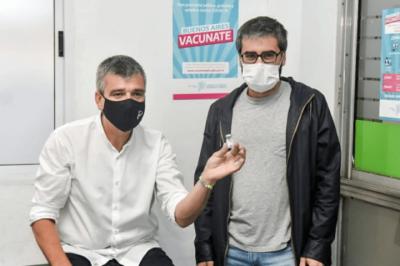 """Juan Zabaleta: """"Le pedimos a la sociedad que colabore"""""""