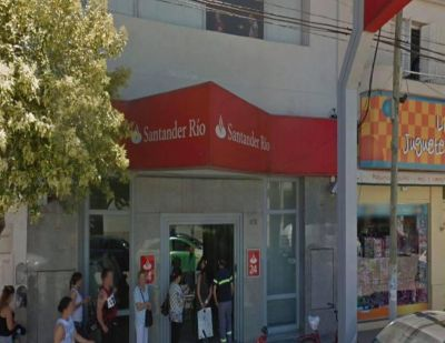 Jueves y viernes habrá jornada de protesta en el Banco Santander