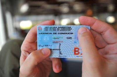 Polémica por los carné de conducir en Córdoba