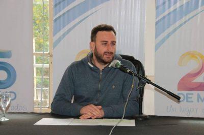 """Ralinqueo habló de los proyectos para este año y pidió """"ser más solidarios que nunca"""""""