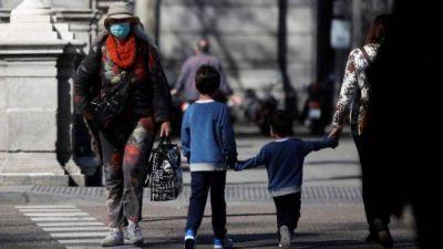 Alertan de que la obesidad en niños de clase baja se disparará tras la pandemia