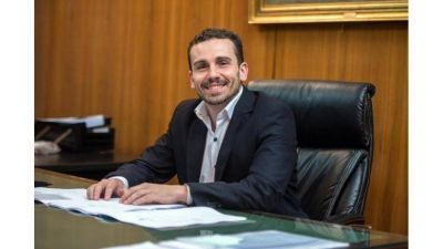 """Diego Bastourre: """"Los desafíos en 2021 serán contribuir a que la economía se tranquilice y acompañar el sendero de recuperación"""""""