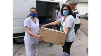 Cadena de frío rota: Olavarría recibió más vacunas contra el coronavirus