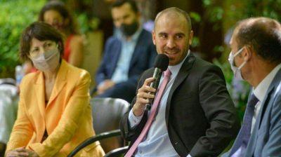 Inflación: Martín Guzmán quiere reducir cinco puntos porcentuales por año