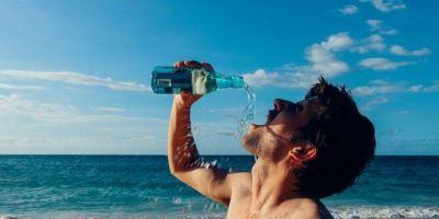 En verano, lográ una buena hidratación