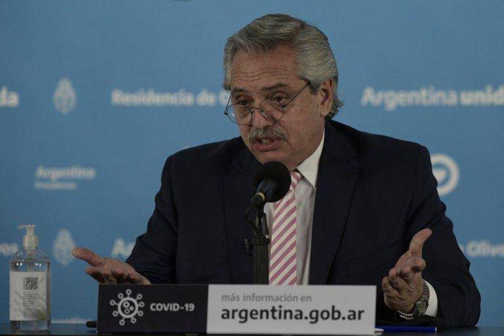 El Presidente envió a la interna un fuerte mensaje sobre las causas por corrupción: los actores en juego