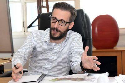"""Agustín Simone: """"En el 2021 esperamos dar inicio a las soluciones que requiere la provincia"""""""