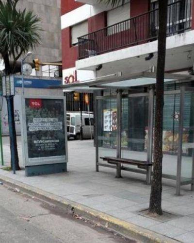 Se mantiene el paro de colectivos en Mar del Plata por falta de pago a los choferes