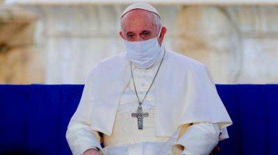 Coronavirus: el Papa Francisco anunció que se vacunará la semana próxima y dijo que