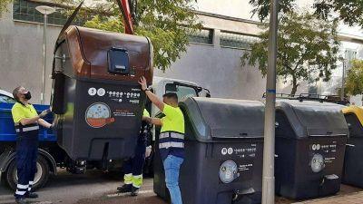 Palma acabó 2020 sin reciclar el 50% de sus basuras, tal como exige la UE