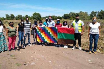 """El Municipio llegó a un acuerdo para la cesión de tierras a la comunidad indígena """"Iwi Imenb"""""""