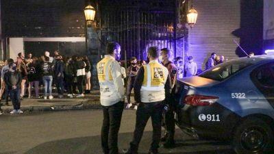 Solo en la primera semana del año, se detectaron mas de 100 fiestas clandestinas en la Provincia