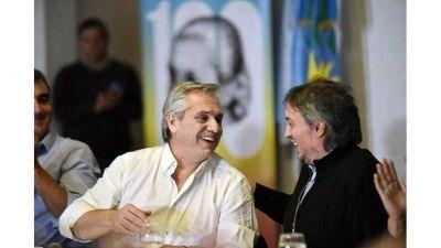 Alberto y Máximo suman apoyos para presidir el PJ nacional y el bonaerense