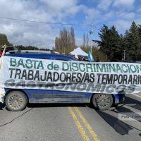 UTHGRA vuelve a protestar este lunes en los accesos a la ciudad
