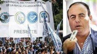 Trabajadores del Correo Argentino acordaron suba trimestral del 17%