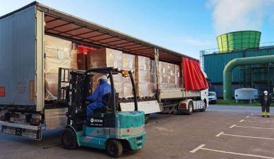 Sogama transforma en energía 135.000 kilos de residuos relacionados con la COVID-19
