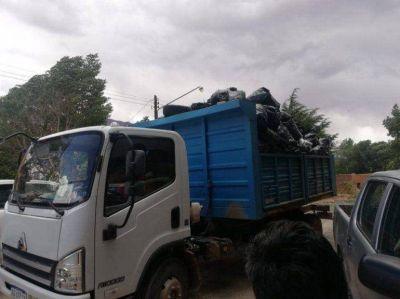 Más de 100 personas levantaron la basura de caminos de la Quebrada de Humahuaca