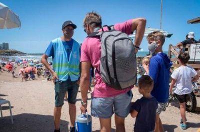 Surgen dudas sobre la contratación de empleados municipales para controles en playas marplatenses