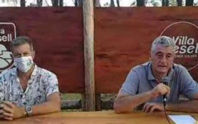 Toque Sanitario: Intendente de Gesell resaltó que medidas son
