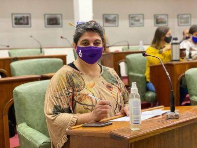 Sarmiento criticó que no se haya tratado el Presupuesto 2021