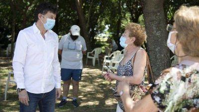 Con protocolo especial, más de 100 personas disfrutan por día Puerto Libre en San Isidro