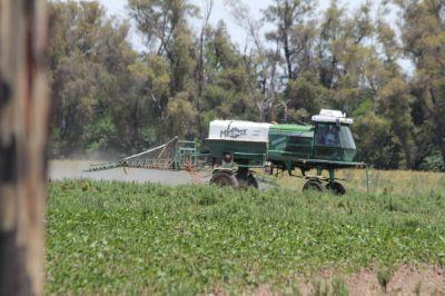 La Asamblea Ecoambiental denunció fumigaciones