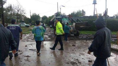 La Comuna de Varela pidió a Edesur restituir el servicio a vecinos sin luz