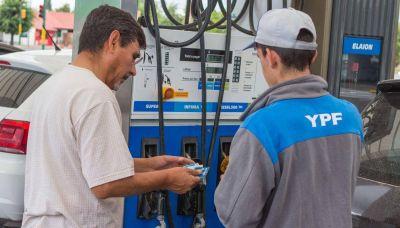 Por redondeo: las naftas volvieron a subir en Jujuy