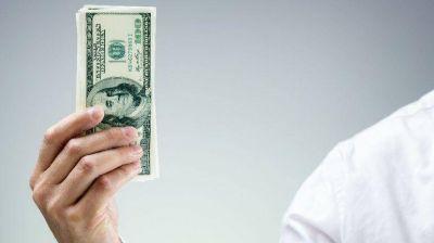 El dólar blue cayó $ 2 y el Banco Central compró unos u$s 200 millones