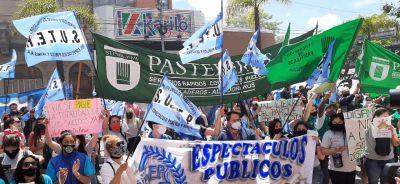 Pasteleros vuelve a movilizar por los 500 empleos del Parque de La Costa
