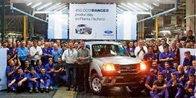 Bomba: Ford cierra todas sus fábricas en Brasil y concentrará su producción en Argentina