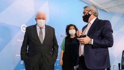 """El """"Plan Vizzotti"""" para aplicar 20 millones de dosis de la vacuna rusa hasta marzo fue descartado por Alberto Fernández"""