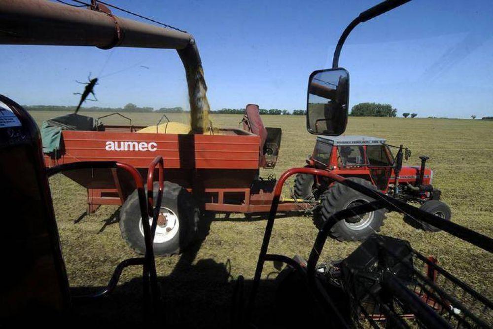 Las patronales del agro ratificaron el lockout hasta el miércoles