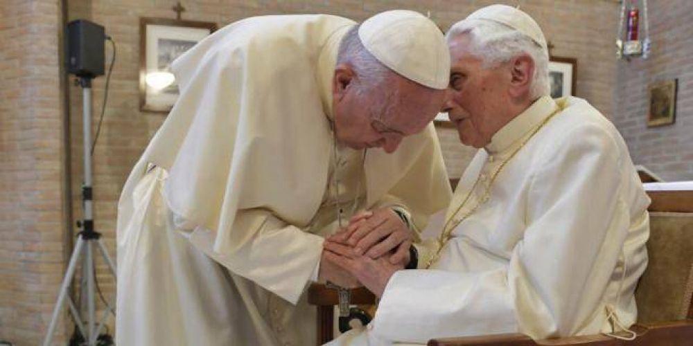 Benedicto XVI también será vacunado contra la Covid-19