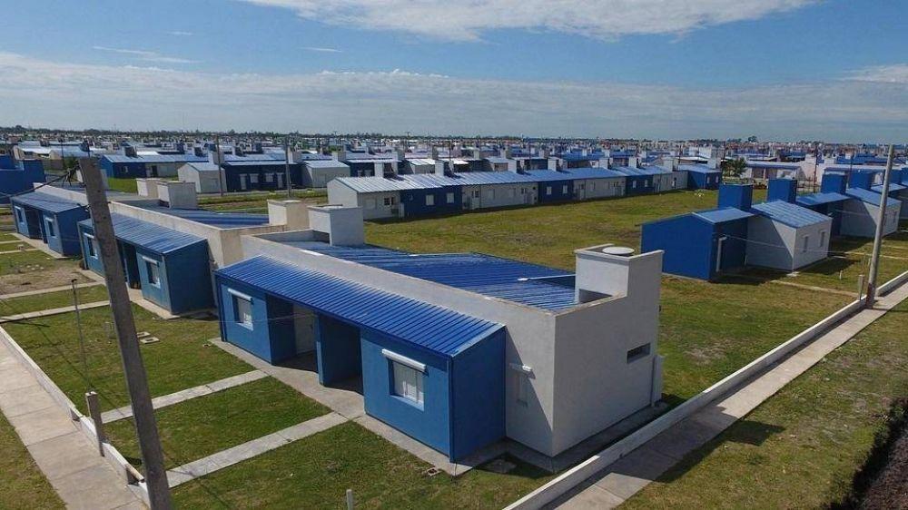 Anuncian la construcción de 150 viviendas en Luján