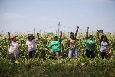 La Unión de Trabajadores de la Tierra inauguró el primer refugio para trabajadoras rurales víctimas de violencia