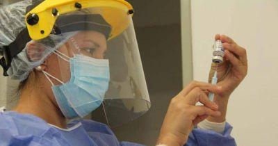 Llegaron 900 nuevas dosis de la vacuna Sputnik V a Lomas de Zamora