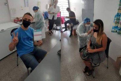 En La Matanza ya hay cuatro grandes hospitales que recibieron la Sputnik V